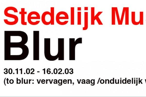 Blur – Stedelijk Museum Amsterdam