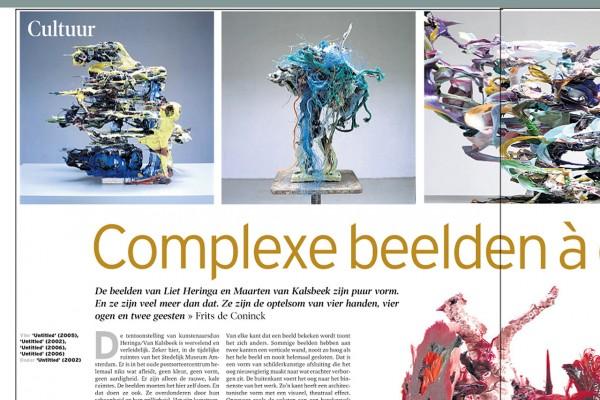 FD-Complexe beelden à quarte mains