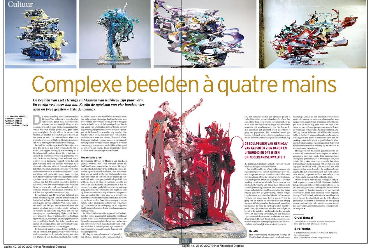 Heringa/Van Kalsbeek 07-Financieel-Dagblad-Frits-de-Coninck