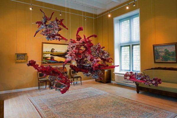 permanent installation Kasteel Nijenhuis, Museum de Fundatie