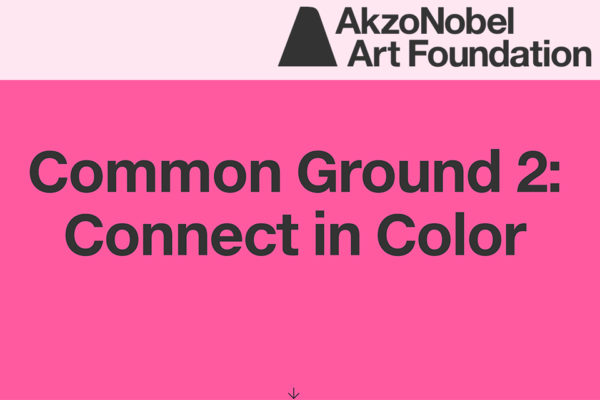 Common Ground part 2 – Akzo Nobel Art Space